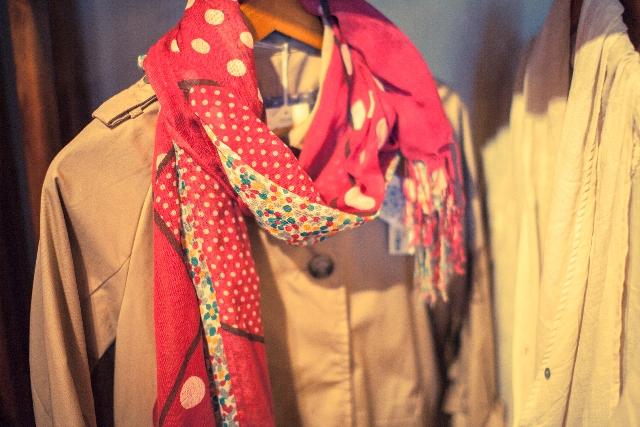 衣料品イメージ