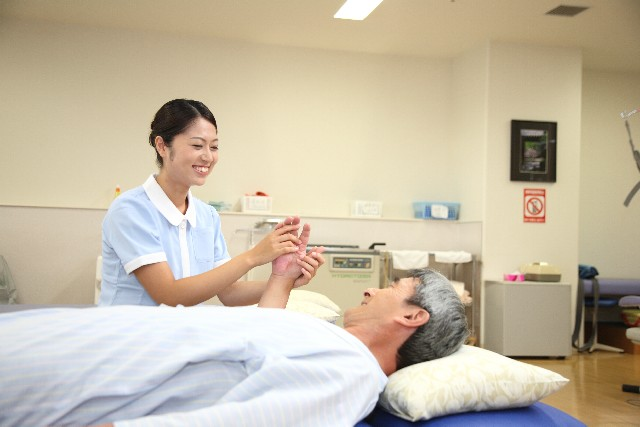 三井松島・介護