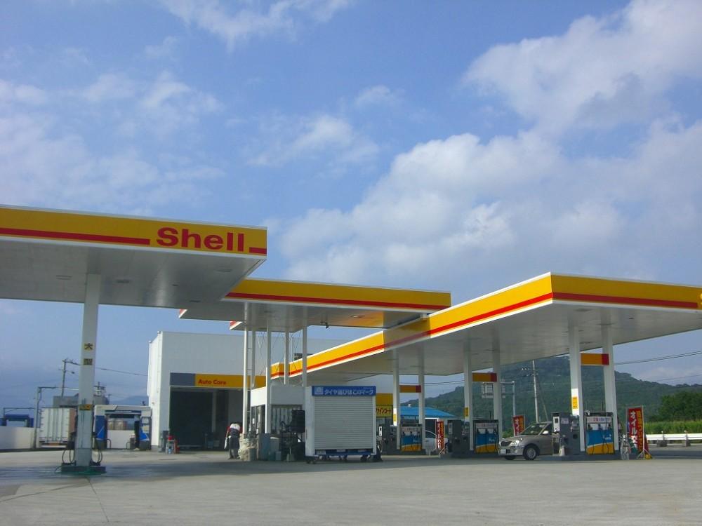 昭和シェル石油_給油所
