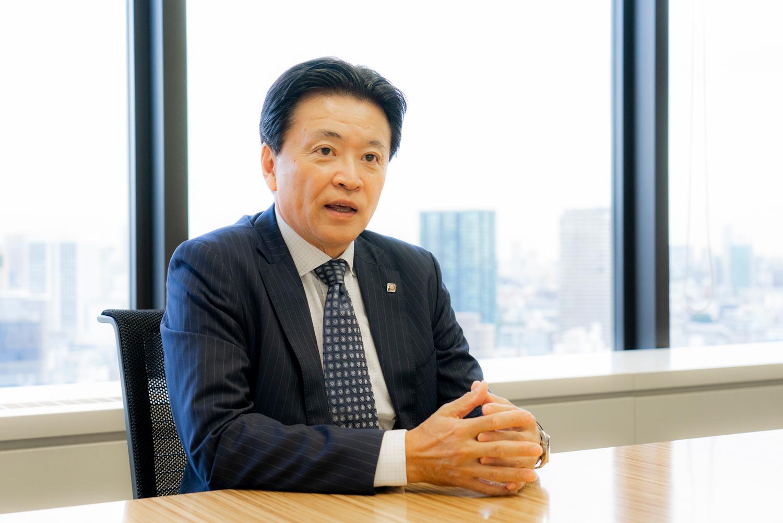 プレミアグループ株式会社 代表取締役社長 柴田洋一 インタビュー 画像2