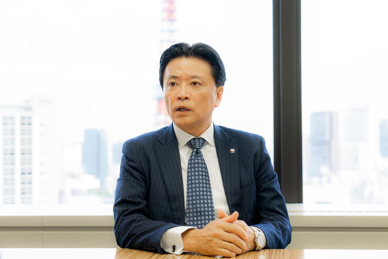 プレミアグループ株式会社 代表取締役社長 柴田洋一 インタビュー 画像1